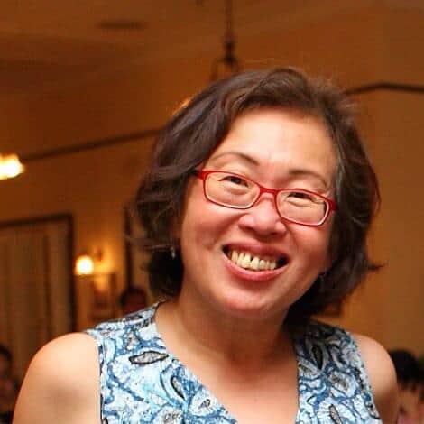 Content Writer Doris Lim