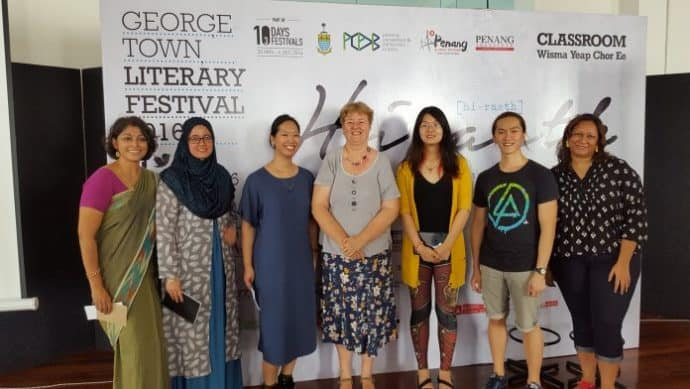 George Town Literary Fest – A fertile ground for convergence of writers and poets