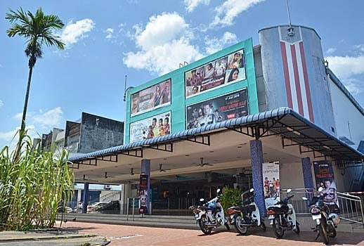 old cinema penang