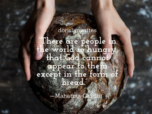Bread Stories – Breaking of Bread