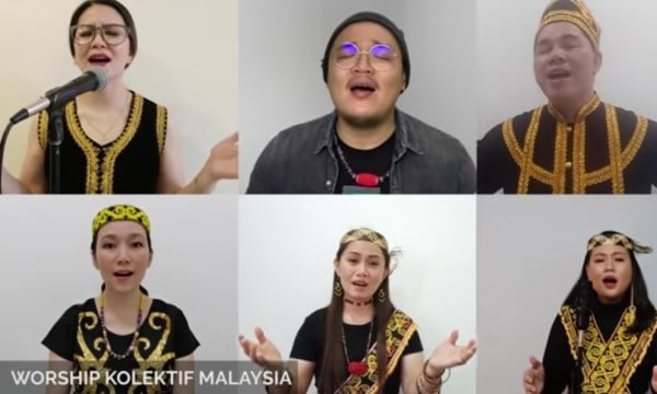 The Blessing – Sing a Blessing Over Malaysia