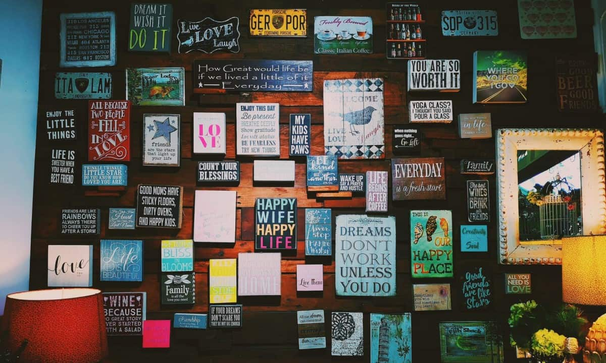 How to Make a Travel Vision Board With Great Vision Board Ideas.